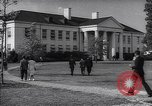 Image of Tuskegee Institute Tuskegee Alabama USA, 1939, second 9 stock footage video 65675037025
