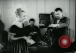 Image of magician levitates girl Hamburg Germany, 1962, second 12 stock footage video 65675037033