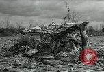 Image of destroyed town by tornado Michigan United States USA, 1964, second 11 stock footage video 65675037038