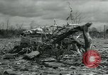 Image of destroyed town by tornado Michigan United States USA, 1964, second 12 stock footage video 65675037038