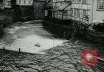 Image of White-Water Kayak race Europe, 1964, second 10 stock footage video 65675037040