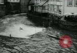 Image of White-Water Kayak race Europe, 1964, second 11 stock footage video 65675037040