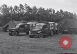 Image of 128th Evacuation Hospital France, 1944, second 3 stock footage video 65675037064