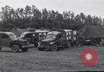 Image of 128th Evacuation Hospital France, 1944, second 5 stock footage video 65675037064