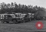 Image of 128th Evacuation Hospital France, 1944, second 6 stock footage video 65675037064