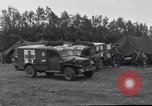 Image of 128th Evacuation Hospital France, 1944, second 7 stock footage video 65675037064