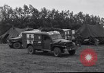 Image of 128th Evacuation Hospital France, 1944, second 8 stock footage video 65675037064