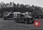 Image of 128th Evacuation Hospital France, 1944, second 9 stock footage video 65675037064