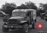 Image of 128th Evacuation Hospital France, 1944, second 10 stock footage video 65675037064