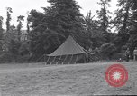 Image of 128th Evacuation Hospital France, 1944, second 4 stock footage video 65675037065