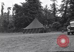 Image of 128th Evacuation Hospital France, 1944, second 7 stock footage video 65675037065