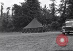 Image of 128th Evacuation Hospital France, 1944, second 8 stock footage video 65675037065