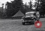Image of 128th Evacuation Hospital France, 1944, second 12 stock footage video 65675037065