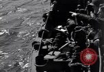 Image of invasion on Omaha Beach France, 1944, second 3 stock footage video 65675037066