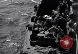 Image of invasion on Omaha Beach France, 1944, second 5 stock footage video 65675037066