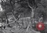 Image of bombed oil supply depot United Kingdom, 1944, second 3 stock footage video 65675037073