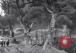 Image of bombed oil supply depot United Kingdom, 1944, second 5 stock footage video 65675037073