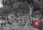 Image of bombed oil supply depot United Kingdom, 1944, second 6 stock footage video 65675037073