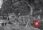 Image of bombed oil supply depot United Kingdom, 1944, second 8 stock footage video 65675037073