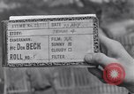 Image of bombed oil supply depot United Kingdom, 1944, second 9 stock footage video 65675037073