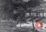 Image of bombed oil supply depot United Kingdom, 1944, second 11 stock footage video 65675037073