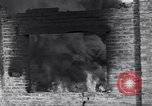 Image of bombed oil supply depot United Kingdom, 1944, second 7 stock footage video 65675037074