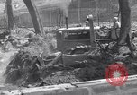 Image of bombed oil supply depot United Kingdom, 1944, second 3 stock footage video 65675037075