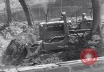 Image of bombed oil supply depot United Kingdom, 1944, second 4 stock footage video 65675037075