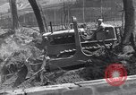 Image of bombed oil supply depot United Kingdom, 1944, second 6 stock footage video 65675037075
