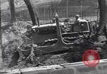 Image of bombed oil supply depot United Kingdom, 1944, second 7 stock footage video 65675037075