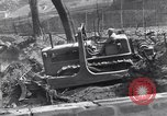 Image of bombed oil supply depot United Kingdom, 1944, second 9 stock footage video 65675037075