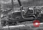 Image of bombed oil supply depot United Kingdom, 1944, second 10 stock footage video 65675037075