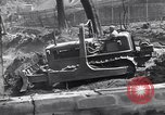 Image of bombed oil supply depot United Kingdom, 1944, second 11 stock footage video 65675037075