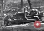 Image of bombed oil supply depot United Kingdom, 1944, second 12 stock footage video 65675037075