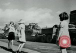 Image of preparation of invasion on France United States USA, 1944, second 8 stock footage video 65675037077