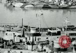 Image of preparation of invasion on France United States USA, 1944, second 3 stock footage video 65675037079
