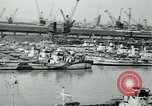 Image of preparation of invasion on France United States USA, 1944, second 8 stock footage video 65675037079