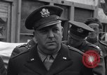 Image of film executives Bastogne Belgium, 1945, second 5 stock footage video 65675037081