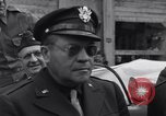 Image of film executives Bastogne Belgium, 1945, second 10 stock footage video 65675037081