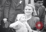 Image of Refugees from Nazi camps arrive on SS Marine Flasher New York City USA, 1946, second 2 stock footage video 65675037090