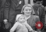 Image of Refugees from Nazi camps arrive on SS Marine Flasher New York City USA, 1946, second 4 stock footage video 65675037090