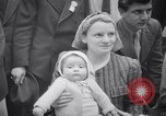 Image of Refugees from Nazi camps arrive on SS Marine Flasher New York City USA, 1946, second 5 stock footage video 65675037090