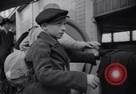 Image of Refugees from Nazi camps arrive on SS Marine Flasher New York City USA, 1946, second 6 stock footage video 65675037090