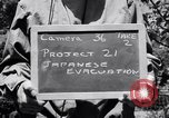 Image of project Japanese evacuation Japan, 1942, second 2 stock footage video 65675037091