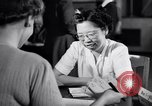 Image of Japanese Registration Control Station San Francisco California USA, 1942, second 4 stock footage video 65675037093