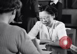 Image of Japanese Registration Control Station San Francisco California USA, 1942, second 5 stock footage video 65675037093