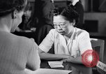 Image of Japanese Registration Control Station San Francisco California USA, 1942, second 6 stock footage video 65675037093
