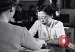 Image of Japanese Registration Control Station San Francisco California USA, 1942, second 7 stock footage video 65675037093
