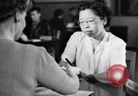 Image of Japanese Registration Control Station San Francisco California USA, 1942, second 10 stock footage video 65675037093