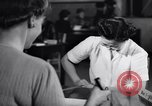 Image of Japanese Registration Control Station San Francisco California USA, 1942, second 12 stock footage video 65675037093